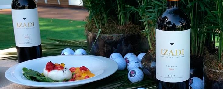 El buffet de Somosaguas Golf