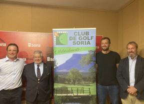 Soria abre el calendario del Seve Ballesteros PGA Spain Tour