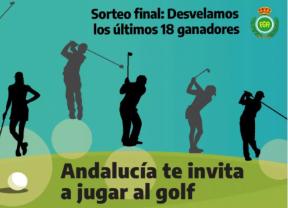 18 familias más ganan unas vacaciones de golf de lujo en Andalucía