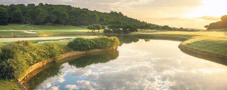 El Circuito de golf Sotogrande, referente a nivel nacional