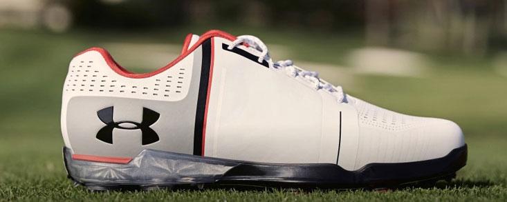 Jordan Spieth, diseñador de zapatos