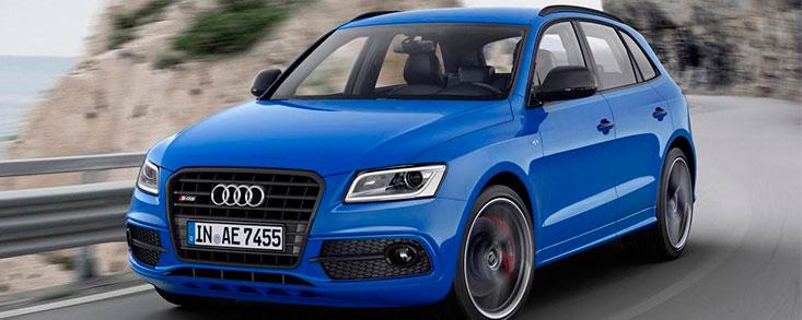 Potencia premium en Audi