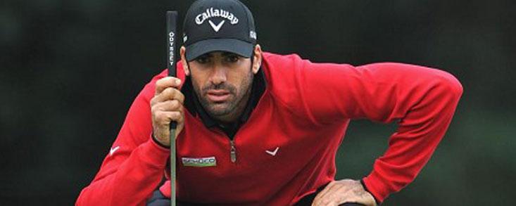 """Quirós y Noemí Jiménez: """"No hay lugar en el mundo mejor para el golf"""""""