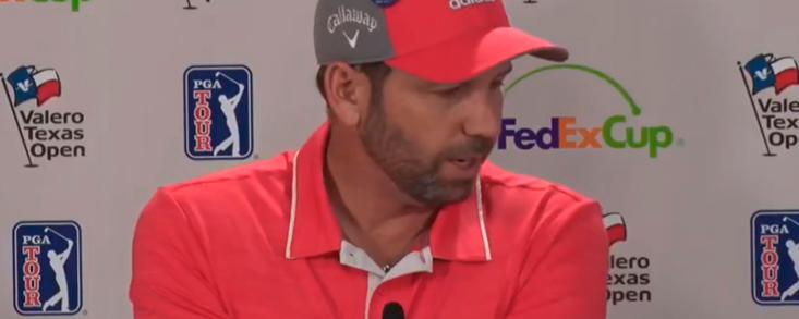 """Sergio: """"En cuanto terminamos el viernes empecé a olvidar los 13 golpes en el 15"""""""