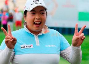Shanshang Feng vuelve a coronarse en Dubai