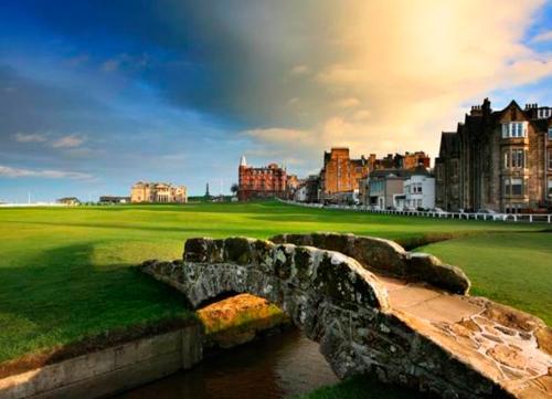 Valores y pasión para una experiencia sin igual en St. Andrews