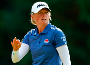 Stacy Lewis, será de la partida en la Final de la Race to CME