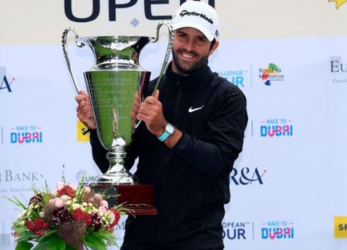 Joël Stalter (-12) suma en Austria su segunda victoria en el European Tour