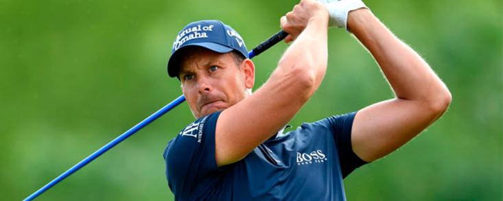 Henrik Stenson sube al puesto 26 del mundo