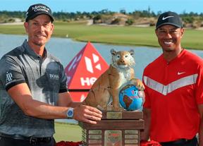 Henrik Stenson le priva a Jon Rahm de revalidar el título en el torneo de Tiger
