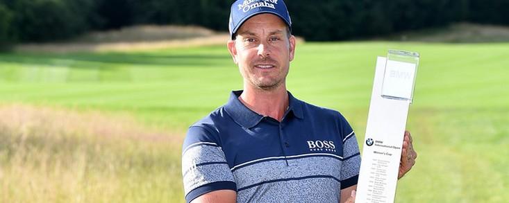 Henrik Stenson gana diez años después este torneo y se asegura una plaza en la Ryder Cup