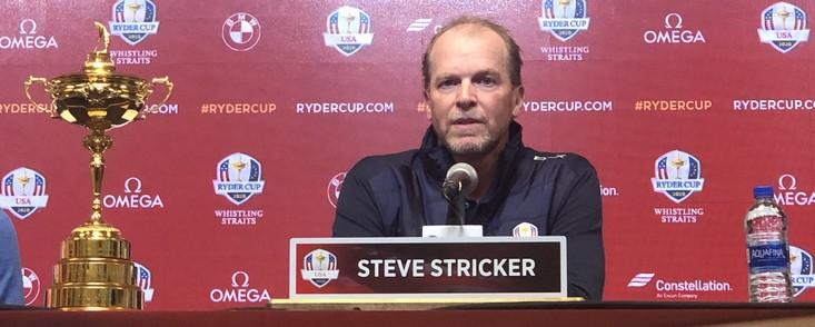 Steve Stricker es el elegido para recuperar la Ryder Cup para los EE.UU