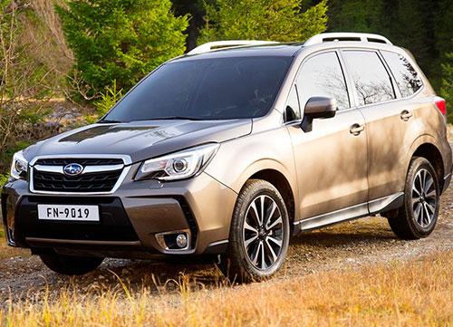 El Subaru Forester, cada vez más europeo
