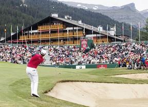 Otro que cae: el Omega European Masters dice adiós al calendario del European Tour