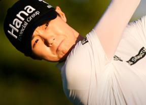 Sung Hyun Park, líder en un torneo a marchas forzadas