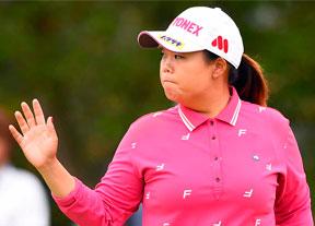 Sun Jun Ahn se estrena en la LPGA