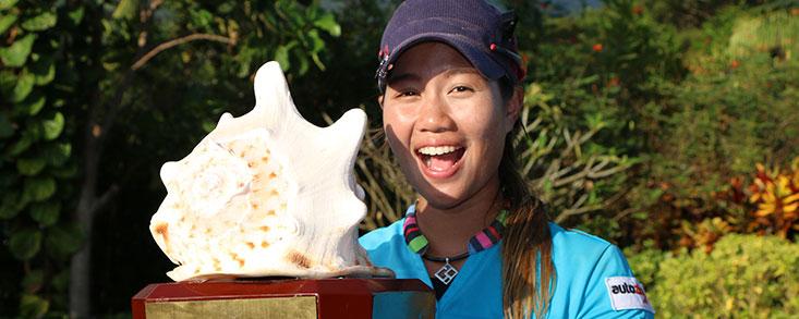 Supamas Sangchan consigue su primera victoria en el LET
