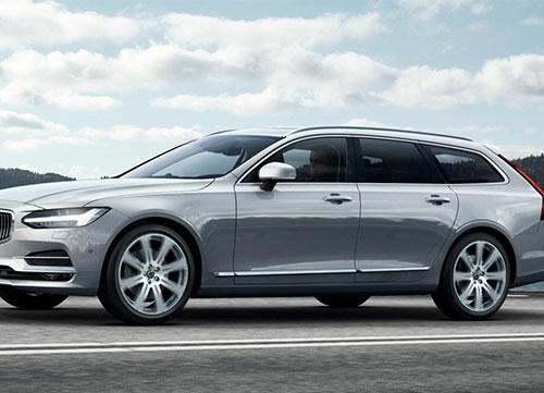 Alternativa familiar premium con el Volvo V90