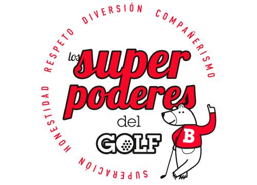 Los superpoderes del golf