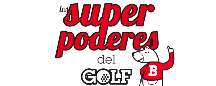 Los superpoderes del golf