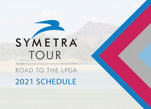 El Symetra Tour contará con 20 torneos en 2021