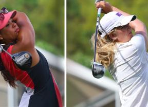 Sims y Wearn, colíderes en el Symetra Tour Championship