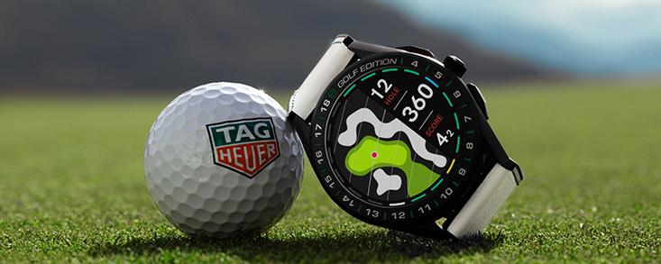 Tag Heuer presenta un exclusivo reloj pensado en los golfistas más exigentes