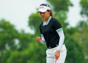 Dominio de la tailandesa amateur Atthaya Thitikul con -17