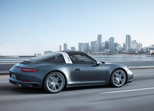 Nuevos Porsches Carrera y Targa