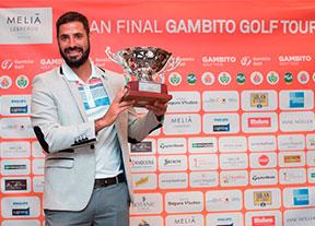 Santiago Tarrio vuelve a triunfar y se lleva la gran final de Zaudín tras un play off