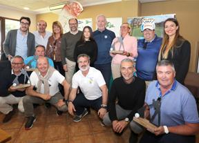 El mundo del golf y del toro, unidos por la solidaridad