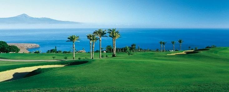 Todo preparado en el paraíso de Tecina Golf