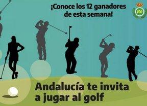 'Andalucía te invita a jugar al golf'