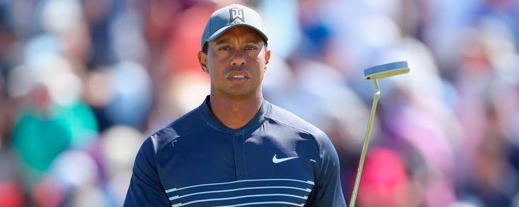Tiger decepciona en su vuelta al Us Open