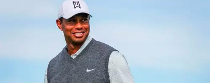 Tiger Woods da el primer paso de 2019 con 70 golpes en Torrey Pines