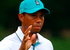 Tiger Woods, nombrado vicecapitán para la Ryder 2016