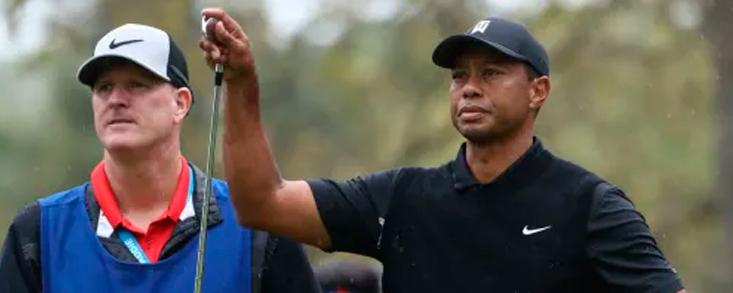 Tiger Woods se despide del PGA Championship 2019