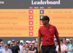 Tiger Woods, más cerca que nunca