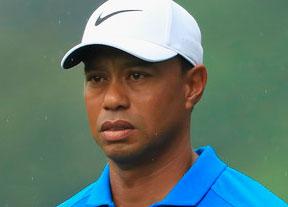Tiger Woods sigue sin despejar el camino y se queda con +4