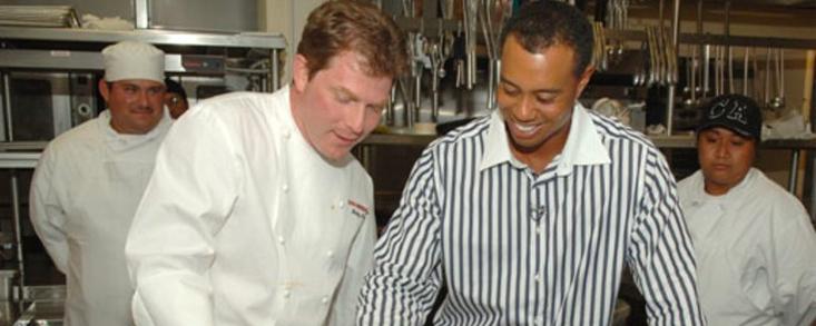 Tiger Woods demandado por la muerte en accidente de uno de sus empleados