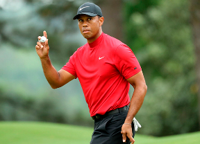 Tiger Woods cierra en este 2020 una temporada muy irregular