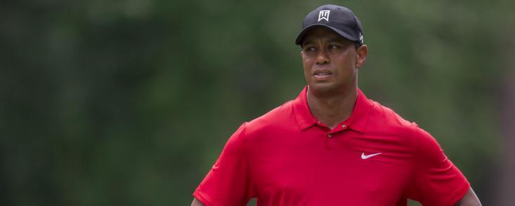 Tiger Woods: 'No estoy listo para el torneo'