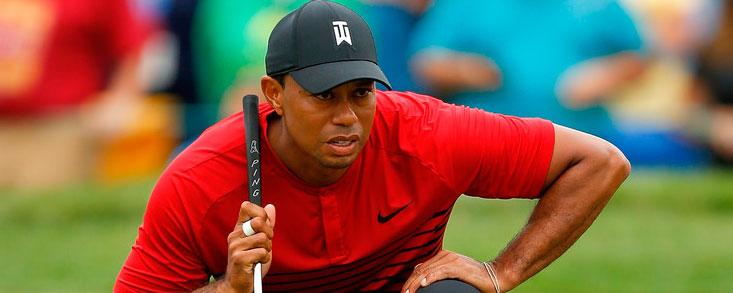 Tiger Woods sube al puesto 149 del mundo