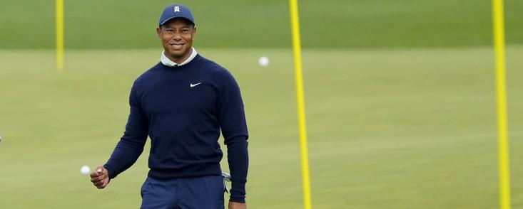 Llega la hora de la verdad para Tiger Woods en su vuelta a la competición