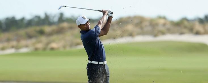Tiger Woods firma 65 golpes, no comete ni un error e ilusiona de nuevo al mundo del golf