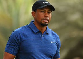 Todos pendientes de Tiger Woods, una vez más, en su retorno a la competición