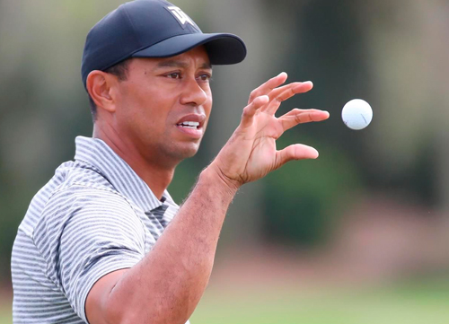 Woods: 'Formar parte del equipo olímpico sería un gran objetivo para mí'