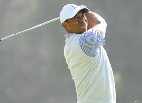 Tiger Woods (-4) acaricia el liderato y ya está a sólo dos golpes del canadiense Corey Conners