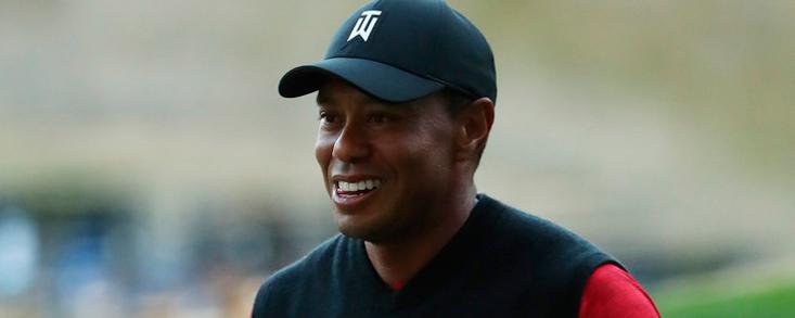 Tiger Woods: 'No voy a jugar tanto como lo hice en 2018'