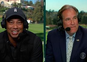 Tiger Woods rechaza una oferta de la NBC Sports para comentar el U.S. Open 2021